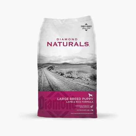 Diamond Naturals Puppy Food Grandes races