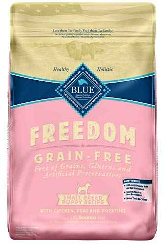 Blue Buffalo Freedom Grain Free Natural Puppy…