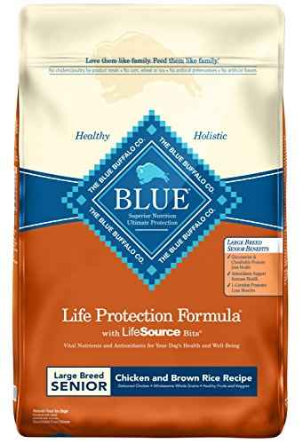 Blue Buffalo Life Protection Formula Large…
