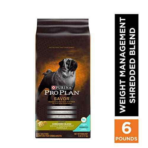 Purina Pro Plan Weight Weight Dry Dog…