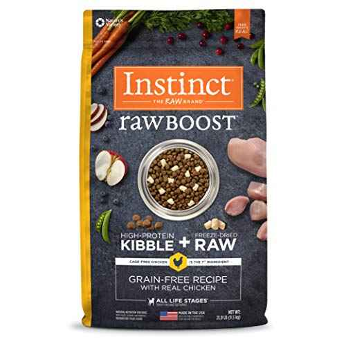 Recept Instinct Raw Boost Grain Free s ...