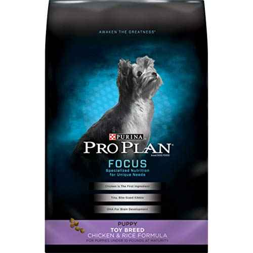 Purina Pro Plan Toy Breed Dry Puppy Food, ...