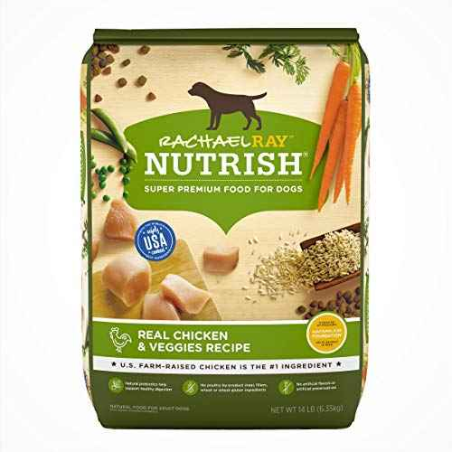 Rachael Ray Nutrish Premium Natural Natural Dog ...