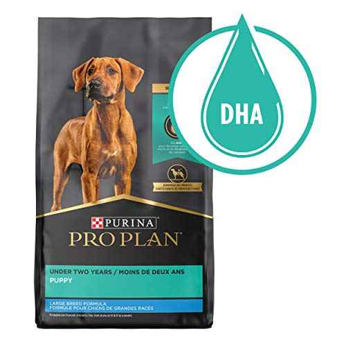 Purina Pro Plan Brand Large Breed Dry Puppy…