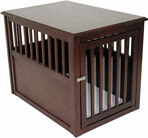 Crown Pet Products Pet Crate Træ hundekasse ...