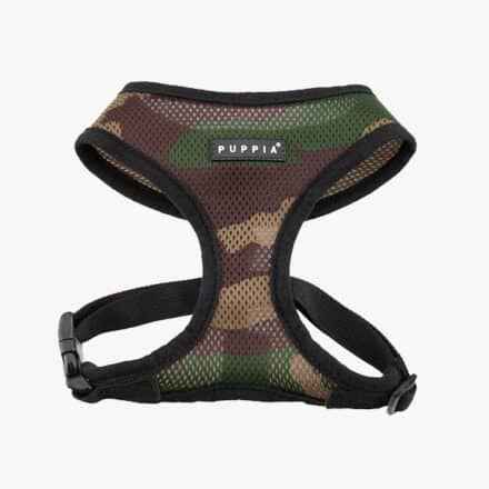 Puppia Harness Camo